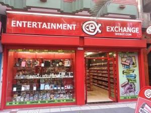 CeX apuesta por un modelo de tienda más reducido