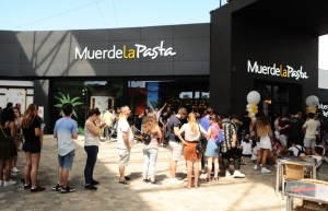 Muerde la Pasta abre en Albacete. La cadena suma 34 establecimientos en España, y prevé finalizar 2019 con 50 restaurantes a nivel nacional