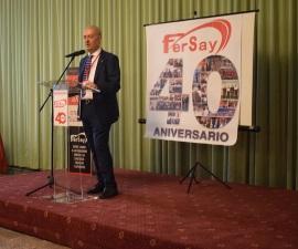 La cadena Fersay celebra su 40 aniversario como cadena líder en su sector.