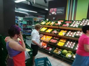 La franquicia EROSKI, inaugura un nuevo supermercado franquiciado en la localidad vizcaína de MUSKIZ