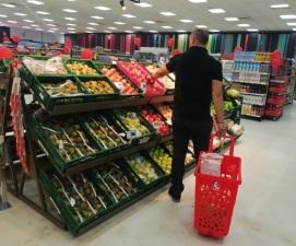 La Marca franquiciadora Eroski, inaugura un nuevo supermercado franquiciado en la localidad Toledana Chozas de Canales