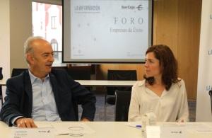 La marca franquiciadora Fersay, participa en el Foro Ibercaja sobre Empresas de Éxito
