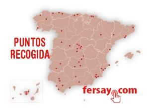 La cadena Fersay duplica en seis meses el número de puntos de recogida