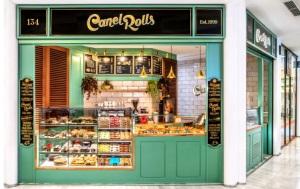 La marca franquiciadora Canel Rolls, marca líder de Inversiones Venespor, llega a Sevilla