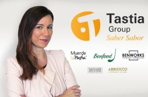 Muerde la pasta, la franquicia presenta a su nueva directora digital de Tastia Group, MARINELLA ANGLANO