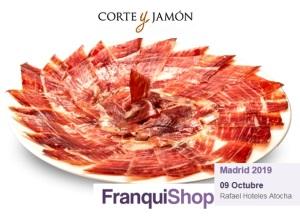 Corte y Jamón acude a FranquiShop con sus dos marcas en expansión