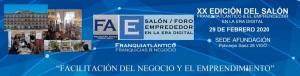 """FRANQUIATLÁNTICO, prepara su XX edición con la presentación de un espacio dedicado al """"EMPRENDEDOR EN LA ERA DIGITAL"""""""