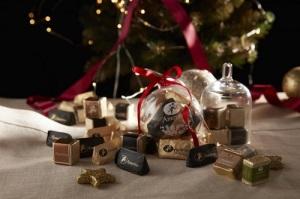 La heladería gourmet Amorino presenta sus exclusivos productos y presentaciones para esta Navidad