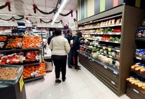 EROSKI inaugura un nuevo supermercado franquiciado en la localidad de Vizcaína de Zalla
