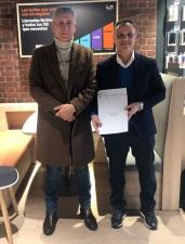 Clínicas Revitae firma una nueva franquicia en Sevilla