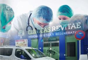La solvencia y seguridad de los centros de Clínicas Revitae, un reclamo más para sus franquiciados