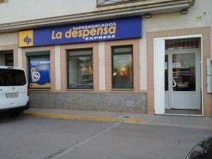 La despensa Express ha inaugurado hoy una nueva franquicia en Villanueva de Alcardete